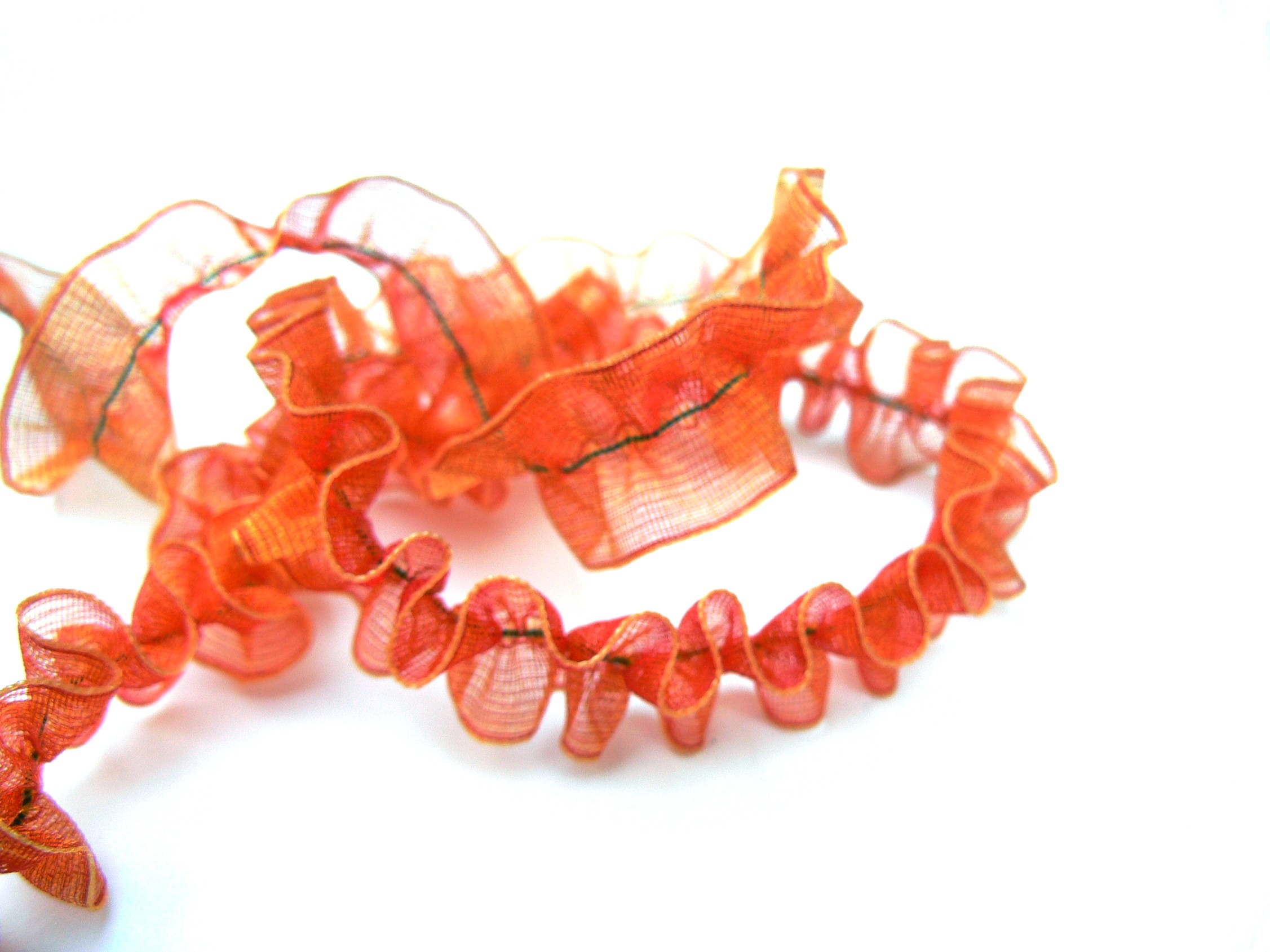 GALON-ELASTIQUE-ORGANZA-ORANGE