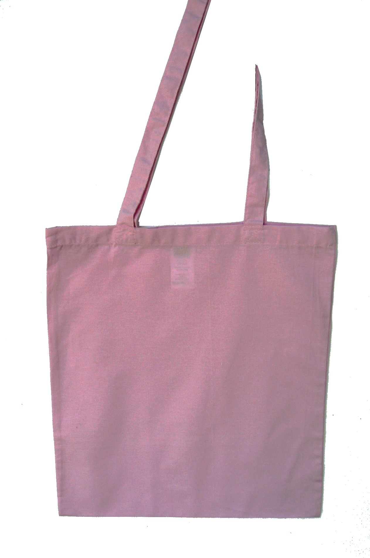 Sac shopping Tote bag Rose pâle à customiser