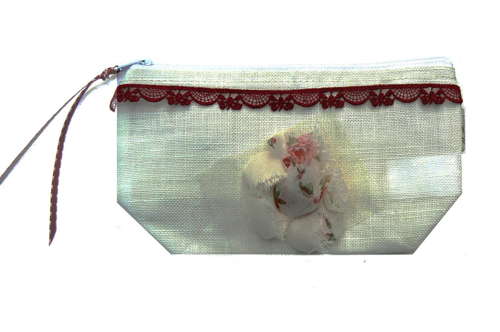 pochette-blanc-rouge-fleur